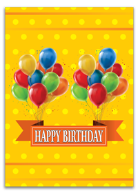 Personalized Happy Birthday Cards Printing