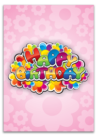 Custom Happy Birthday Cards designing and printing