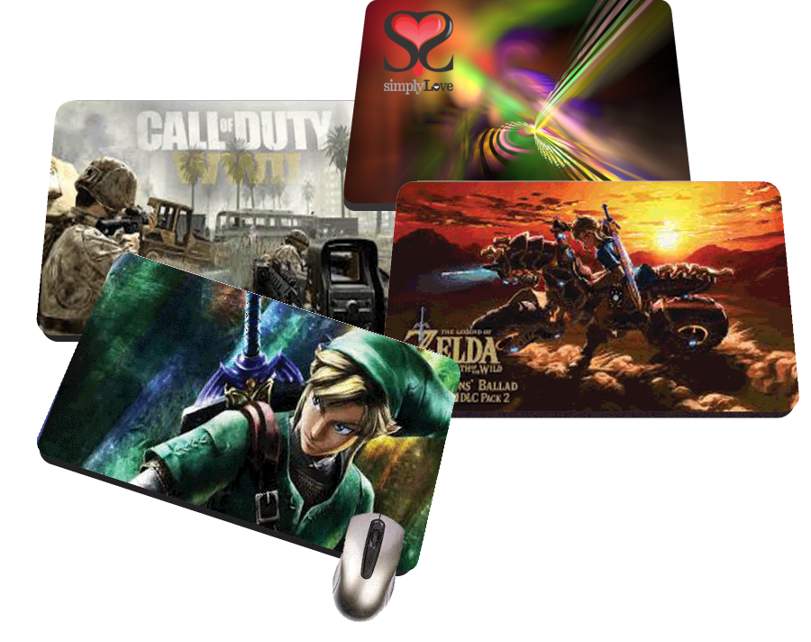Custom Gaming Mouse Pads Printing Services
