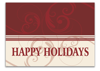 Personazlied Holiday Cards Designing and Printing Services