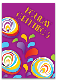 Personalized Holiday Greeting Cards Printing