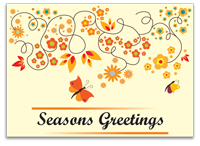 Personalized Season's Greeting Cards Printing