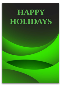 Custom Happy Holidays Cards Printing Services