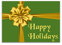 Custom Holiday Greeting Cards designing and printing