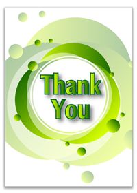 Customized Thank You Cards Printing