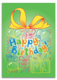 Personalized Birthday Cards Printing