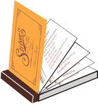 Business Cards Booklets