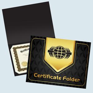 Custom Certificate Covers Designing & Printing