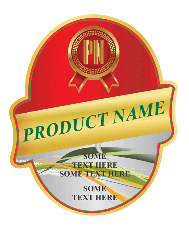 Custom Bottle Labels Printing Services