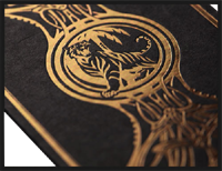 Foil stamped business cards Printing Online