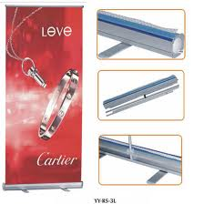 All Kinds of Vinyl Banner Stands